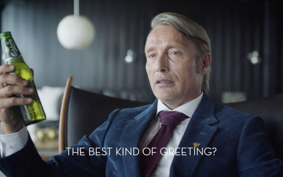Carlsberg - greetings